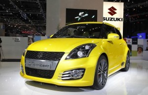 Дебют Suzuki Swift S-concept
